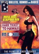 Fit to Kill - DVD cover (xs thumbnail)