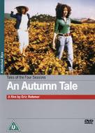 Conte d'automne - British Movie Cover (xs thumbnail)