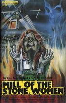 Il mulino delle donne di pietra - VHS cover (xs thumbnail)