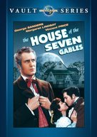 The House of the Seven Gables - DVD cover (xs thumbnail)