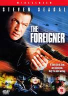 The Foreigner - Danish poster (xs thumbnail)