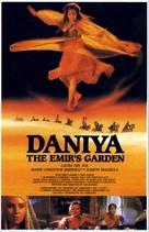 Daniya, jardín del harem - Movie Poster (xs thumbnail)