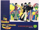 Yellow Submarine - British poster (xs thumbnail)