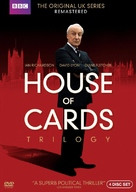 """House of Cards"" - DVD cover (xs thumbnail)"