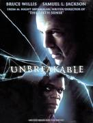 Unbreakable - Movie Cover (xs thumbnail)