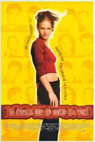 10 Things I Hate About You - Brazilian Movie Poster (xs thumbnail)