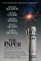 The Paper - Movie Poster (xs thumbnail)