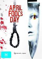 April Fool's Day - Australian DVD cover (xs thumbnail)