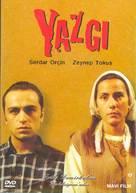 Yazgi - Turkish DVD cover (xs thumbnail)
