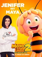 Maya the Bee: The Honey Games - French Movie Poster (xs thumbnail)