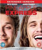 Pineapple Express - British Blu-Ray movie cover (xs thumbnail)