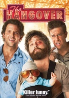 The Hangover - DVD movie cover (xs thumbnail)