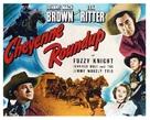 Cheyenne Roundup - Movie Poster (xs thumbnail)