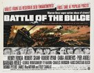 Battle of the Bulge - Theatrical poster (xs thumbnail)