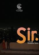 Sir - Indian Movie Poster (xs thumbnail)