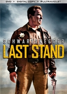 The Last Stand - DVD cover (xs thumbnail)