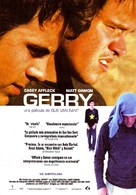 Gerry - Spanish poster (xs thumbnail)