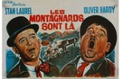 Swiss Miss - French Movie Poster (xs thumbnail)