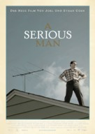 A Serious Man - German Movie Poster (xs thumbnail)