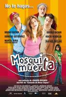 Mosquita muerta - Mexican Movie Poster (xs thumbnail)