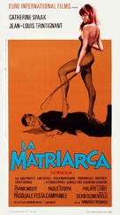 La matriarca - Italian Movie Poster (xs thumbnail)