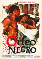 Orfeu Negro - Italian Movie Poster (xs thumbnail)