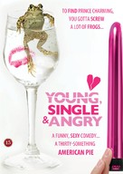 Young, Single & Angry - Danish Movie Cover (xs thumbnail)
