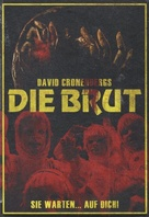 The Brood - German DVD movie cover (xs thumbnail)