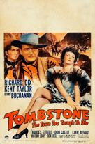 Tombstone: The Town Too Tough to Die - Movie Poster (xs thumbnail)