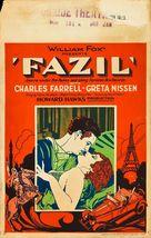 Fazil - Movie Poster (xs thumbnail)