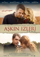 To the Wonder - Turkish Movie Poster (xs thumbnail)