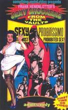 Sexy proibitissimo - VHS cover (xs thumbnail)