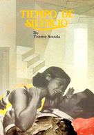 Tiempo de silencio - Spanish Movie Poster (xs thumbnail)