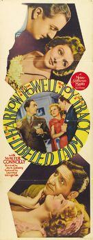 Libeled Lady - Movie Poster (xs thumbnail)