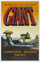 Giant - Re-release movie poster (xs thumbnail)