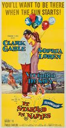 It Started in Naples - Movie Poster (xs thumbnail)