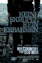 No Country for Old Men - German Movie Poster (xs thumbnail)