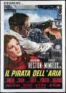 Skyjacked - Italian Movie Poster (xs thumbnail)