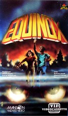 Equinox - French VHS movie cover (xs thumbnail)