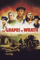 The Grapes of Wrath - DVD cover (xs thumbnail)