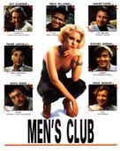 The Men's Club - Spanish Movie Poster (xs thumbnail)