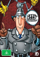 """Inspector Gadget"" - Australian DVD movie cover (xs thumbnail)"