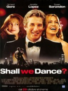 Shall We Dance - Italian Movie Poster (xs thumbnail)