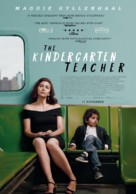 The Kindergarten Teacher - Dutch Movie Poster (xs thumbnail)