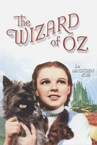 The Wizard of Oz - Canadian DVD movie cover (xs thumbnail)