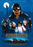 Radiopiratene - Danish Movie Poster (xs thumbnail)