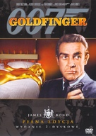 Goldfinger - Polish Movie Cover (xs thumbnail)
