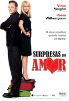 Four Christmases - Brazilian Movie Poster (xs thumbnail)