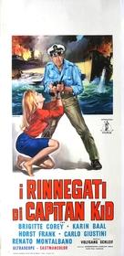 Zwischen Schanghai und St. Pauli - Italian Movie Poster (xs thumbnail)