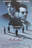 Heat - Turkish Movie Poster (xs thumbnail)